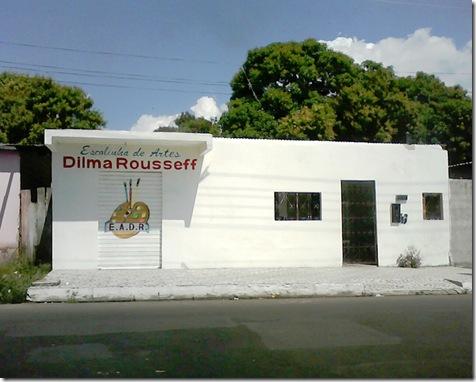 Dilma em Parintins